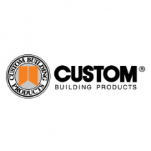 Custom Building Products logo