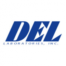 Del Laboratories logo